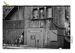 Carolina Theatre In Black And White Carry-all Pouch