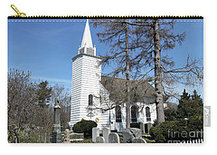Caroline Church Of Brookhaven  Carry-all Pouch