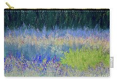 Carol's Meadow Carry-all Pouch
