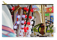 Carousel Carry-all Pouch by Yurix Sardinelly