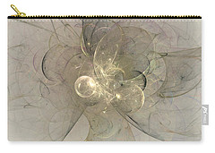 Carry-all Pouch featuring the digital art Carpe Diem Baby by Jeff Iverson
