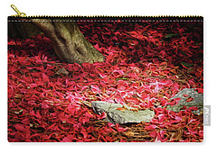 Carpet Of Petals I Carry-all Pouch