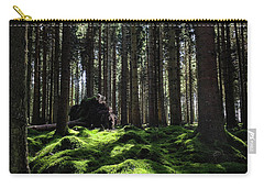 Carpet Of Verdacy Carry-all Pouch