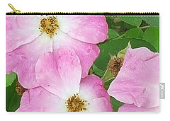 Carpet Roses Carry-all Pouch