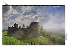 Carreg Cennen Castle 2 Carry-all Pouch