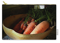 Carrots From The Garden Carry-all Pouch