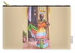 Cartegena Woman Carry-all Pouch