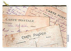 Cartes Postales Carry-all Pouch