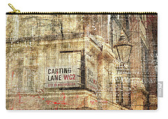 Carting Lane, Savoy Place Carry-all Pouch