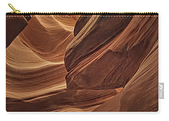 Carved By Water Dist Carry-all Pouch