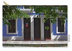 Casa Azul Carry-all Pouch