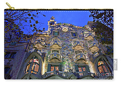 Casa Batllo In Barcelona Carry-all Pouch