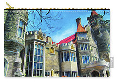Casa Loma Series 2 Painted Y1 Carry-all Pouch