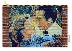 Carry-all Pouch featuring the photograph Casablanca Mural 2013 by Padre Art