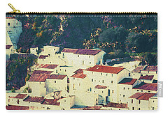 Casares Espana - Castle Of The Moors Carry-all Pouch