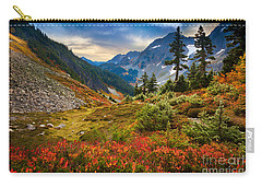 Cascade Pass Fall Carry-all Pouch