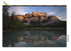 Cascade Ponds Reflections Carry-all Pouch
