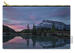 Cascade Ponds Sunrise Carry-all Pouch