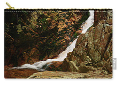 Cascades Of Summer Carry-all Pouch
