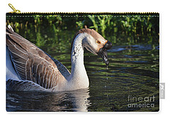 Cascading Elegance Carry-all Pouch by Debby Pueschel