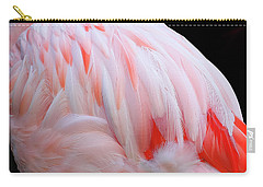 Cascading Feathers Carry-all Pouch by Elvira Butler