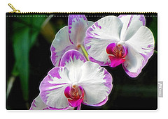 Cascading Orchid Beauties Carry-all Pouch