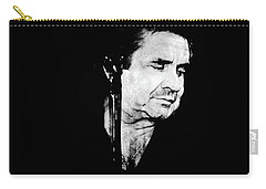 Carry-all Pouch featuring the photograph Cash by Paul W Faust - Impressions of Light