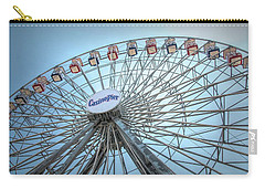 Casino Pier Ferris Wheel Carry-all Pouch