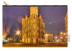 Cass Castle Detroit Mi Carry-all Pouch
