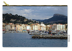 Cassis Town And Harbor Carry-all Pouch