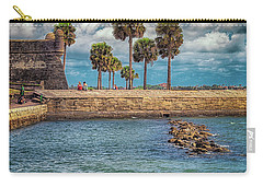 Castillo De La Paz Carry-all Pouch
