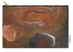 Casting Stones Carry-all Pouch by Gary Smith
