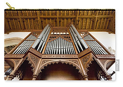 Castle Ashby Pipe Organ Carry-all Pouch