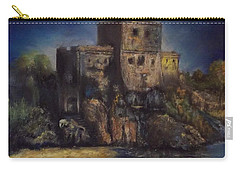 Castle In The Rocks Carry-all Pouch