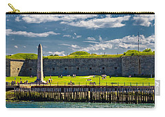 Castle Island Carry-all Pouch