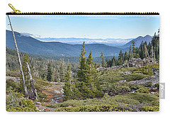 Castle Lake Trail Carry-all Pouch