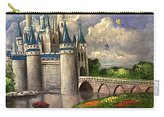 Castle Of Dreams Carry-all Pouch