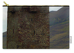 Castle Of The Pirate Queen Carry-all Pouch by Patricia Griffin Brett