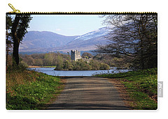 Castle On The Lakes Carry-all Pouch by Aidan Moran