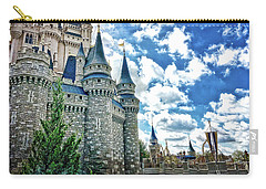 Castle Perspective Carry-all Pouch