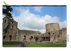 Castle Ruins Carry-all Pouch