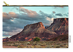 Castle Valley Finale Carry-all Pouch