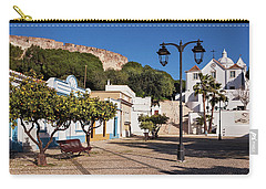 Carry-all Pouch featuring the photograph Castro Marim - Algarve, Portugal by Barry O Carroll