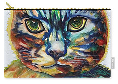 Cat A Tude Carry-all Pouch