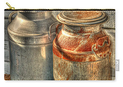 Cat And The Churns Carry-all Pouch