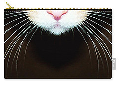 Cat Art - Super Whiskers Carry-all Pouch