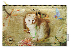 Kitty Cat Composite Art II Carry-all Pouch