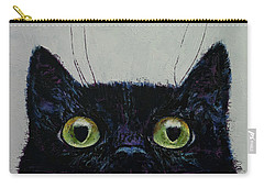 Cat Eyes Carry-all Pouch by Michael Creese