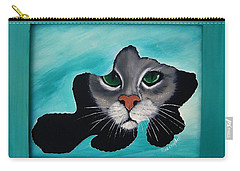 Cat-fish Carry-all Pouch