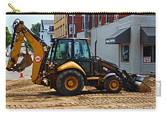 Cat Loader Backhoe 420e It Carry-all Pouch